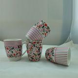 Tazze di ceramica personalizzate vendita calda delle tazze di caffè belle (JSD-ZG-03)