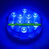 Indicatore luminoso subacqueo sommergibile telecomandato del LED