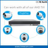 16CH 3MP/2MP CCTV Ahd/Tvi/960hのハイブリッドDVR