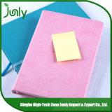 Nota pegajosa das notas pegajosas feitas sob encomenda pegajosas relativas à promoção do bloco de notas