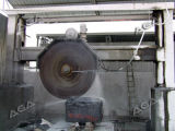 Multi máquina do corte por blocos das lâminas para blocos de processamento à laje