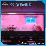 La haute le mur d'intérieur de vidéo de l'Afficheur LED DEL de la vitesse de régénération 2600Hz P3
