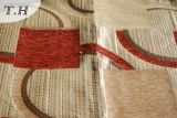 Il tessuto geometrico del sofà del Chenille del reticolo ha progettato dal progettista cinese