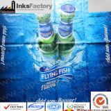 Inchiostro UV del Silkscreen per il PVC, animale domestico, ABS, BOPP, pp, PE, acrilico, plastica