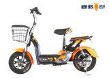 vélomoteur électrique adulte de PAS de 1:1 de pédale de vélo de 350With 500W avec l'amortisseur de fumier