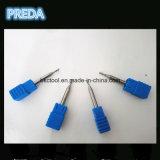 HRC55 2 Flutes Cutter para ferramentas de polimento de alumínio