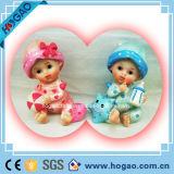 Polyresin New - принесенное Baby Figurine (HGB02)