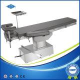 Mesa de operaciones quirúrgica del hospital manual barato de la potencia (HFMH2001)