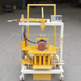 Máquina manual do bloco de cimento para o edifício de casa