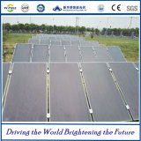 Módulo solar fotovoltaico de integración arquitectónica amorfo de película delgada flexible