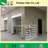 Listón de apartadero ligero del cemento de la fibra--Tarjeta exterior de la pared de cortina
