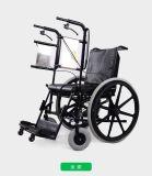 [توبمدي] ردّ اعتبار طبّيّ يقف يدويّة فوق كرسيّ ذو عجلات (لأنّ حالة شلل مريض)