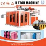 Автоматическая машина прессформы дуновения штрангя-прессовани PP PE/машина дуновения отливая в форму
