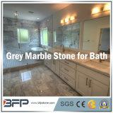 Mattonelle facenti fronte di marmo grige/bordi che fanno fronte per circondare/che fa fronte della stanza da bagno