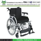 Кресло-коляска алюминиевого сплава помощи удобоподвижности
