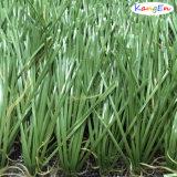 L'erba artificiale di Tencate di alta qualità per il gioco del calcio di calcio mette in mostra il gioco