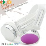Os melhores acessórios móveis sobre auscultadores estereofónicos prendidos orelha do jogador MP3 dos auriculares por atacado