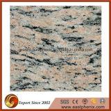Natürliche Tiger-Haut-rote Granit-Fliese