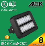 CB 8年のWarranty ULのcULのDlcのセリウムのRoHS SAAのApproved Outdoor LED Flood Light 100W