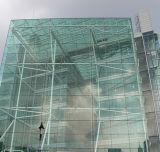 [هيغقوليتي] خام واضحة عوامة بناية زجاج لأنّ يليّن عملية
