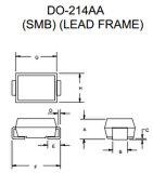Spannungs-entstör-Diode Smbj30ca des elektronischen Bauelements