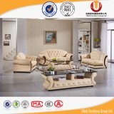 Neuer Entwurfs-büscheliges Tasten-Wohnzimmer-Sofa (UL-Z069)