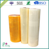 Rullo enorme del mercato di colore giallo BOPP del nastro adesivo coreano dell'imballaggio