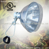 "UL Approved 5.5 "" Reptile Heat Clamp Lamp с Mesh Enclosure"