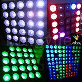 Iluminación de la etapa de la anteojera LED de la matriz de RoHS 5X5 del Ce