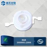 Poder más elevado de Shenzhen Getian 1W Green LED para Countdown Traffic Light