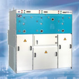 11kV de gas geïsoleerde HoofdEenheid van de mechanismeGIS RMU Ring