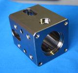 Tolleranza vicina sul pezzo meccanico di precisione di CNC di produzione