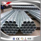 I tubi galvanizzati, zincano galvanizzata rivestita e Hot-DIP, il HDG, l'armatura, ERW, En10219, BS1387, ASTM A53m