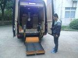 Elevación de sillón de ruedas de la placa de la cola del automóvil y de la cola para Van con el certificado del CE