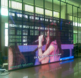 High Transmitting (P10, P12.5, P20)를 가진 가득 차있는 Color Indoor LED Mesh Curtain