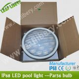 Piscina Light SMD3528 DIP Thick Glass AC12V Remote di PAR56 18W RGB LED