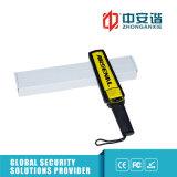 Krankenhaus-/Bank-hohe Präzisions-Ton-Licht-Warnungs-Handmetalldetektor