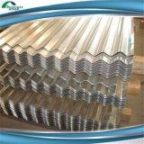 La hoja acanalada del material para techos del metal dimensiona el fabricante