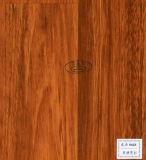 Fabricante de papel decorativo de China del grano de madera competitivo