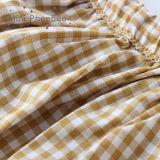 Filles d'usure de gosses de vêtement d'enfants de Phoebee vêtant la jupe pour l'été