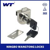 Fechamento de porta do vidro de deslizamento da liga do zinco da alta qualidade de Wangtong