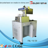 Metal와 Non-Metallic Materials를 위한 섬유 Laser Marking Machine