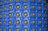 Tipo lateral correia transportadora modular superior da polia da esteira plástica