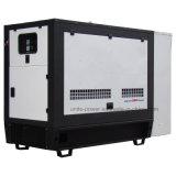 175kVA 140kw Lovol звукоизоляционное тепловозное Genset