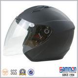 オートバイまたはスクーターのライダー(OP206)のための涼しい半分の表面ヘルメット