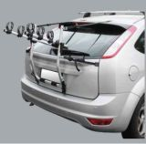 Treasurall Hinterverkleidungs-schnelles Fahrrad-Zahnstangen-Aluminium