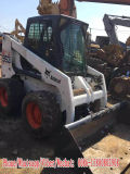 Os EUA originais fizeram o lince 863 do carregador do Backhoe do lince