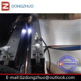 Perforations de laser et courroie en acier de soudure d'usine de Dongzhuo