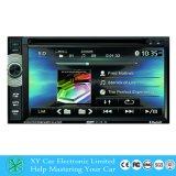 Lecteurs DVD de véhicule d'écran de Digitals de navigation de 6.95 pouces GPS avec Bluetooth MP5 Xy-D5695