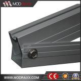 El enmarcar de aluminio anodizado serie del panel solar del material T5-6000 (300-0004)